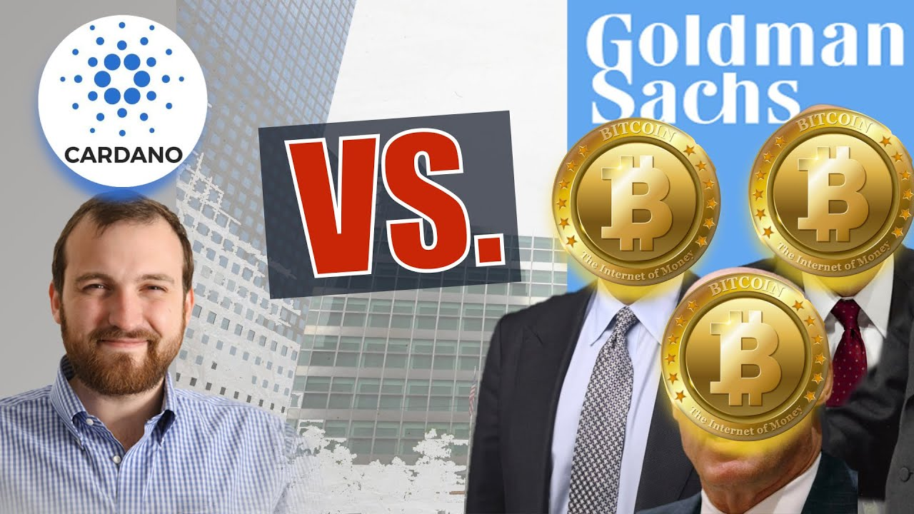 """Hoskinson: """"Cardano Will Be The BEST Crypto THIS YEAR!"""" GoldMan Sachs Exec says BITCOIN up 50-100X. 1"""