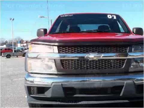 2007 chevrolet colorado used cars high point nc youtube. Black Bedroom Furniture Sets. Home Design Ideas
