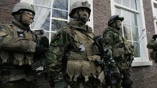 Dutch Special Forces Kct Nlmarsof Bsb