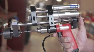 Andrews Tool Co - Pistol Grip Power Feed Operation