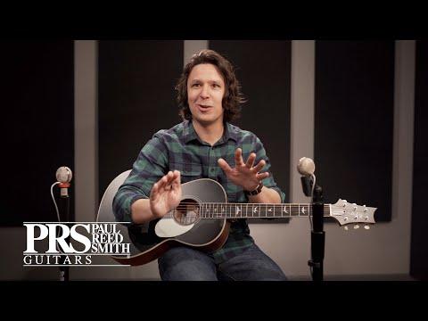 Davy Knowles & the SE P20E | PRS Guitars
