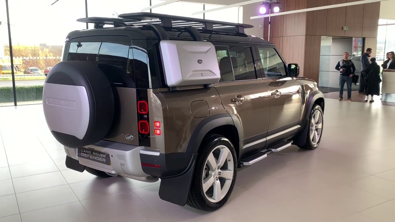Land Rover Defender 110 First Edition 2020 Exterior Interior Trunk Explorer Pack Youtube