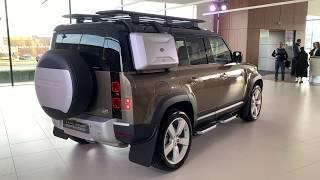 Land Rover DEFENDER 110 First Edition (2020) - exterior, interior & trunk (EXPLORER PACK)