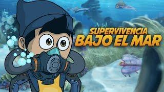 SUPERVIVENCIA BAJO EL MAR | Subnautica #1