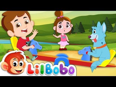 Eenie Meenie Miney Mo   Little BoBo Nursery Rhymes   FlickBox Kids Songs