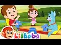 Eenie Meenie Miney Mo | Little BoBo Nursery Rhymes | FlickBox Kids Songs