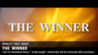 The Winner - Instrumental / Background Music (Royalty Free Music)