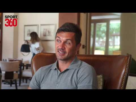 PART 2: Sport360's full interview with AC Milan legend Paolo Maldini