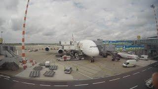 Emirates A380 Dusseldorf - Mauritius