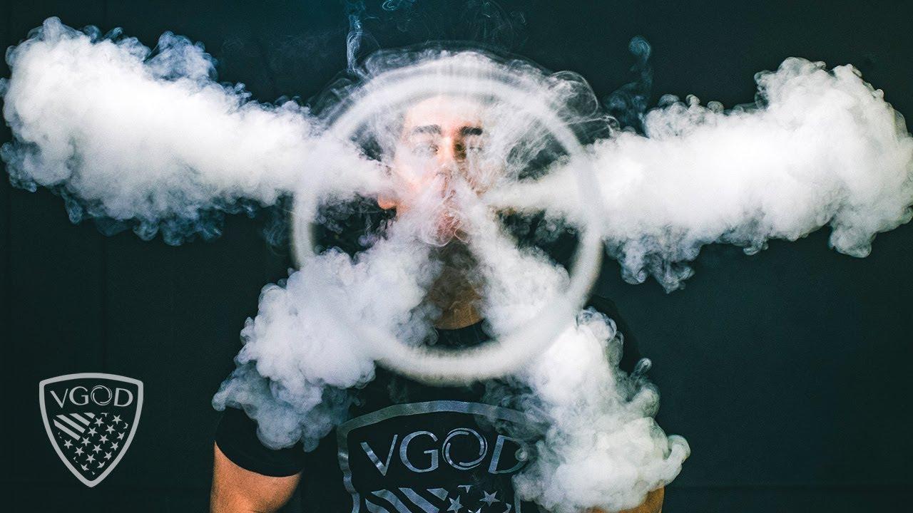 How To Do Smoke Rings And Amazing Vape Tricks Tutorial