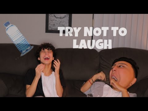 TRY NOT TO LAUGH CHALLENGE W BLESIV