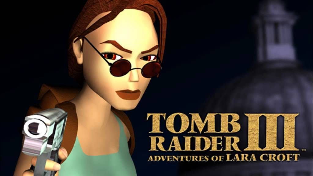 No Waiting Around Part 1 Tomb Raider Iii Soundtrack By