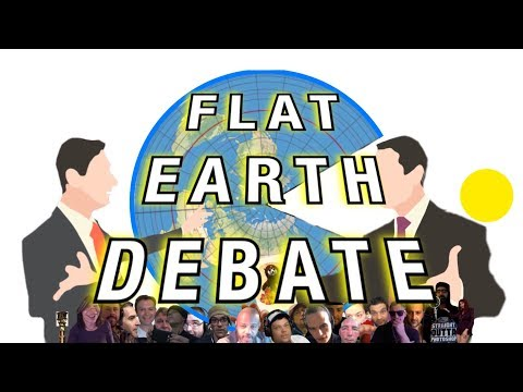 Flat Earth Debate 109 LIVE