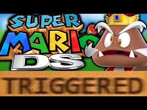 How Super Mario 64 DS TRIGGERS You!