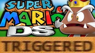 How Super Mario 64 DS TRIGGERS You!