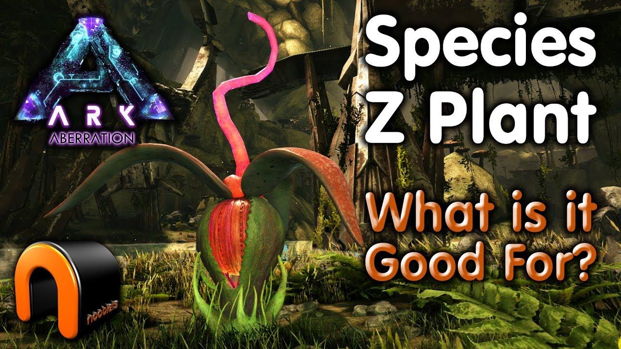 ark how to kill plant