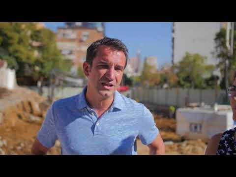 """Hidhen themelet për ndërtimin nga e para të shkollës """"Kosova"""" - Top Channel Albania - News - Lajme"""
