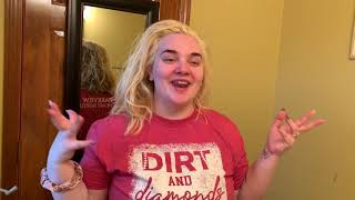 BRAD MONDO THIS ONES FOR YOU // BLEACHING MY HAIR FROM BROWN TO BLONDE AT HOME