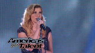 Emily West: See Singer's Stunning Roberta Flack Cover - America's Got Talent 2014 Finale