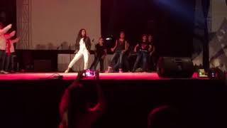 Bollywood Dance perfomance at diwali mela jakarta 2017