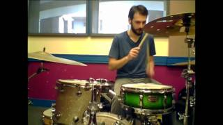 Drum Lesson - Linear Ghost Note Groove