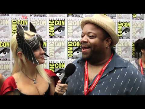 Comic Con 2011: Mark Christopher Lawrence Talks About The Final Season of Chuck