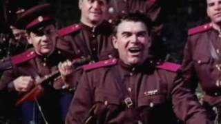 Russian Red Army Choir - The Birch Tree