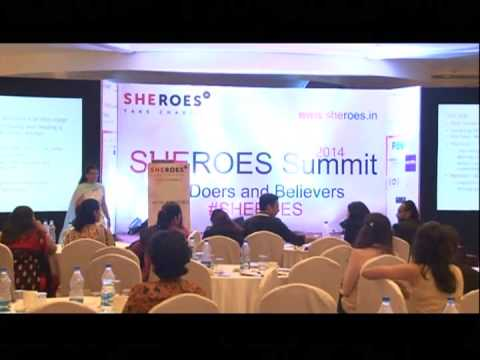 SHEROES Summit 2014 | Women Owned Businesses - Entrepreneurial Showcase