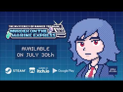 The Mysteries of Ranko Togawa: Murder on the Marine Express - Preview | Steam, itch.io, Google Play