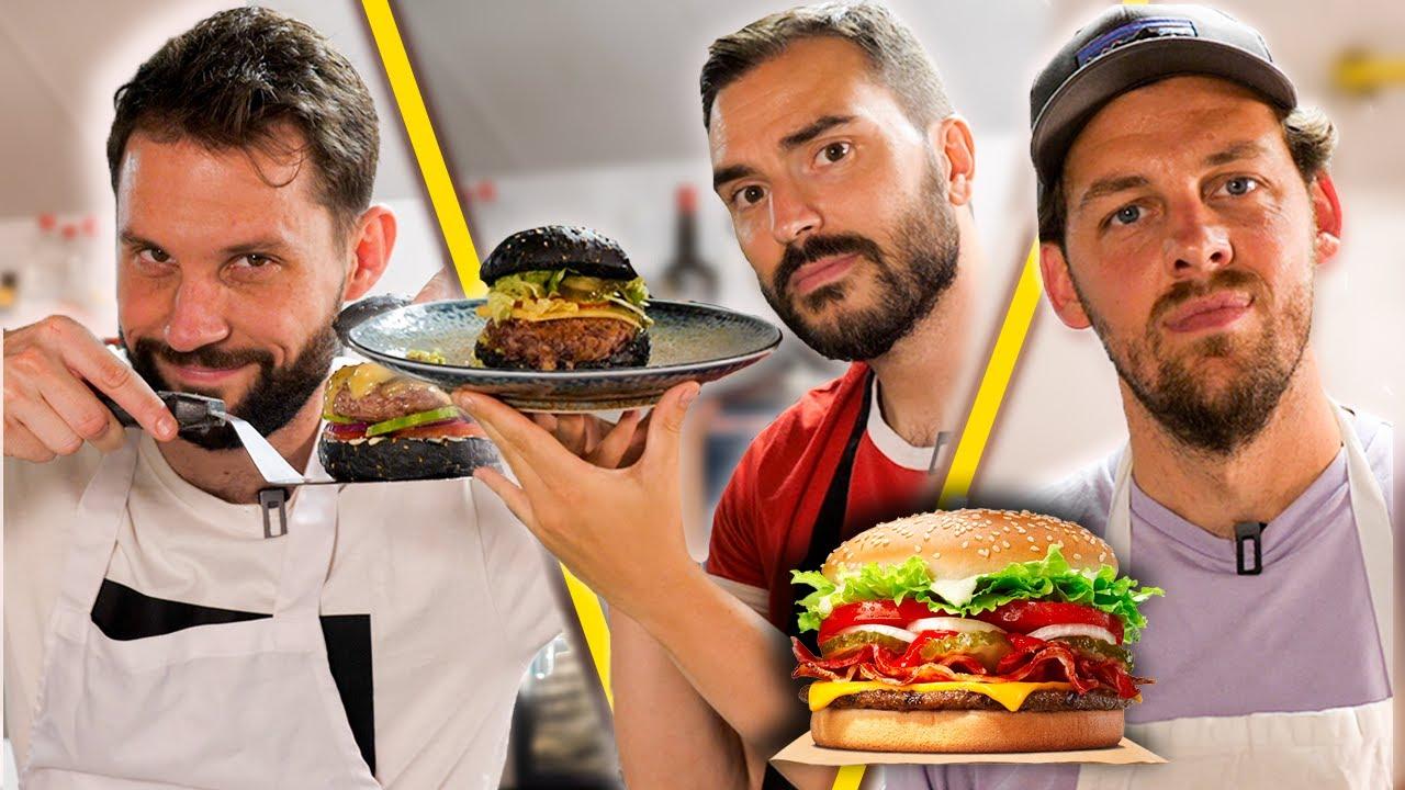 Qui fait le meilleur Burger ? : Burger challenge