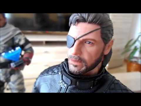 Lim Toys 1/6 Scale Metal Gear Solid 5 Figure (VENOM SNAKE + BIG BOSS!)