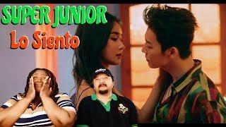 Video Super Junior feat Leslie Grace Los Siento MV | Couple Reaction download MP3, 3GP, MP4, WEBM, AVI, FLV April 2018