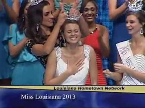 Miss Louisiana 2013 Crowned