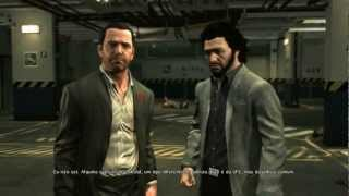 Max Payne 3 Pc Game Play   Radeon hd  6950 2gb max settings full..