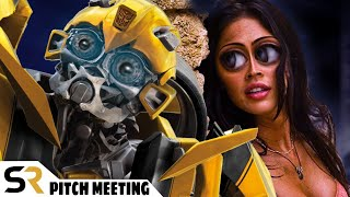 Transformers Pitch Meeting