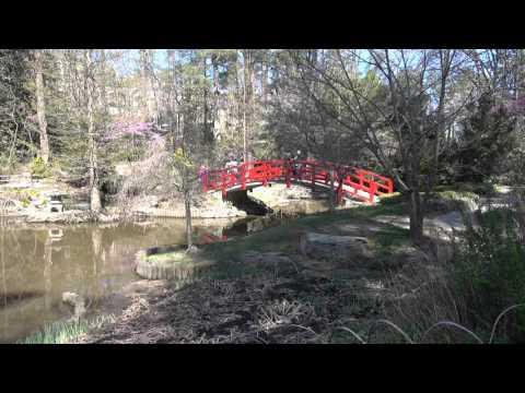 Sarah P. Duke Gardens - Duke University - Durham NC (4K)
