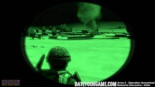 Arma 2 British Armed Forces B05: Concrete Oasis Gameplay