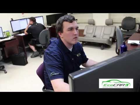 Meet Robert White from the West Virginia University EcoCAR 3 team