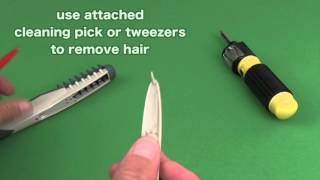 Knot Out™ - Cleaning Your Knot Out HOW TO VIDEO