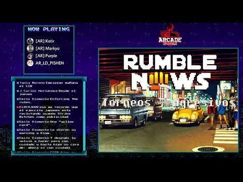 ¡Rumble News en Vivo! – 9 Julio 2019