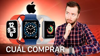 💥 ¿Qué Apple Watch debes comprar? Finales 2020