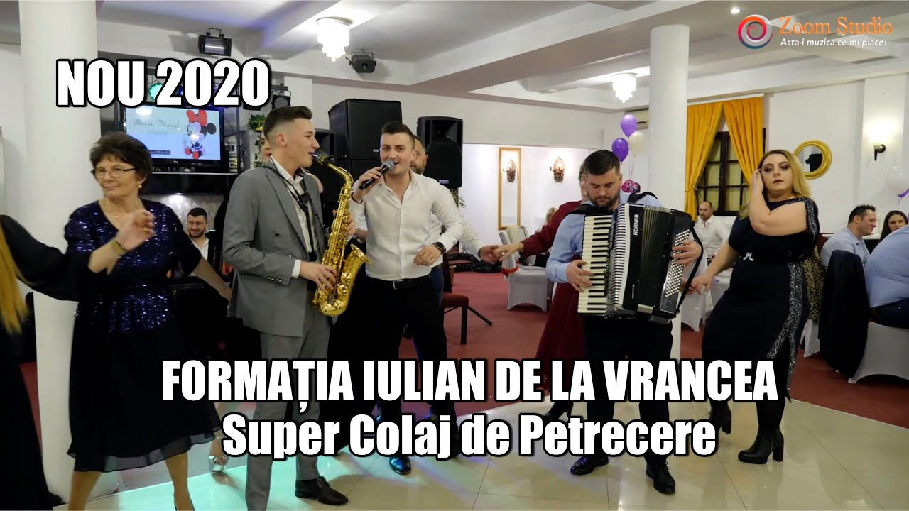 SUPER COLAJ DE PETRECERE 2020 - FORMATIA IULIAN DE LA VRANCEA | BOTEZ BUCURESTI
