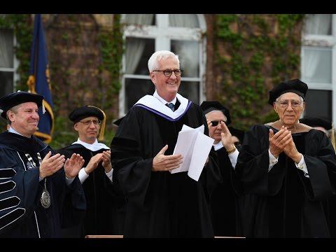 Alumnus Michael Sheehan 2016 Saint Anselm College Commencement Address