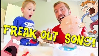 Father & Son SING THE FREAK OUT SONG! / I don't Know!!