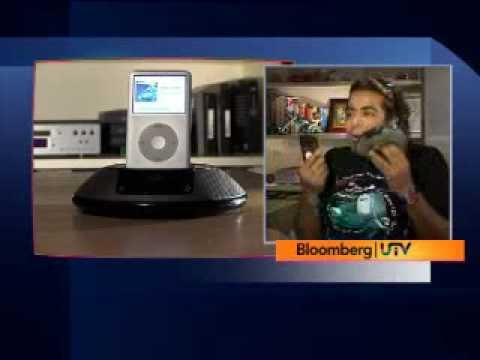 Sam Kapasi on Bloomberg UTV