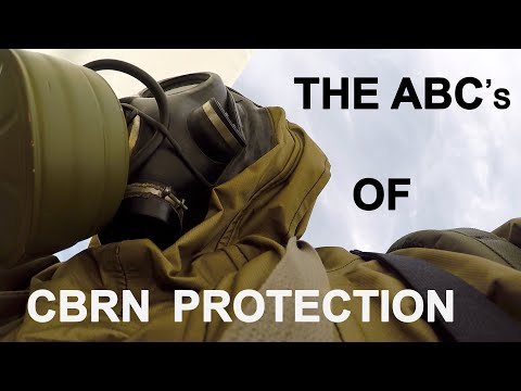 The ABC\'s of CBRN protection