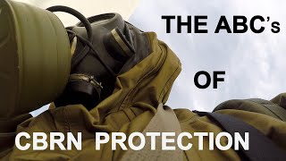 The ABC's of CBRN protection