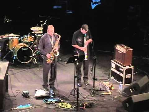 Juozas Kuraitis & Tomas Razmus - Vilnius Jazz Young Power 2006 Grand Prix Winner (part 1)