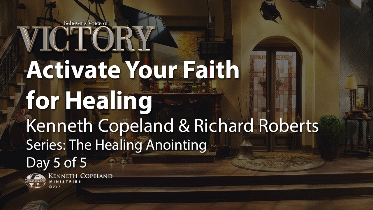 Activate Your Faith for Healing