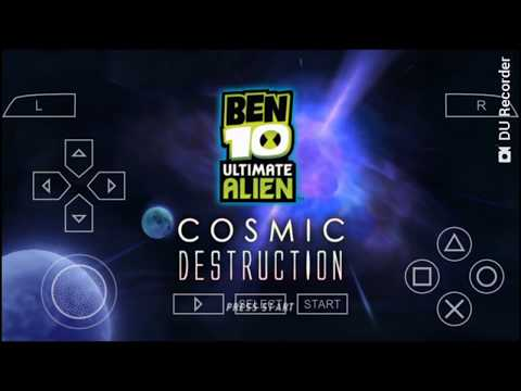 How To Download  Ben 10 Ultimate Alien Cosmic Destruction In Android Mobile தமிழ்
